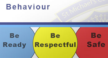 Go to the Behaviour page