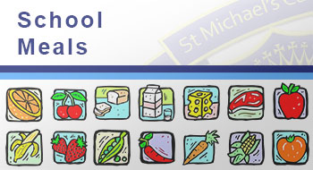View the School Meals page