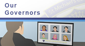 View the School Governors page