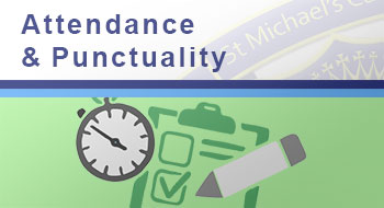 View the Attendance & Punctuality page