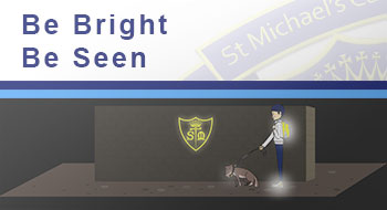 View the Be Bright Be Seen page