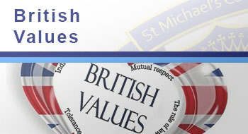 View the British Values page