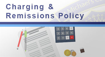 View the Charging & Remissions Policy