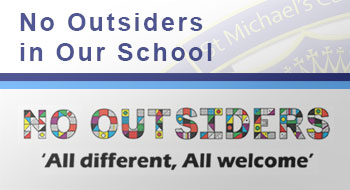 View the 'No Outsiders in Our School' page